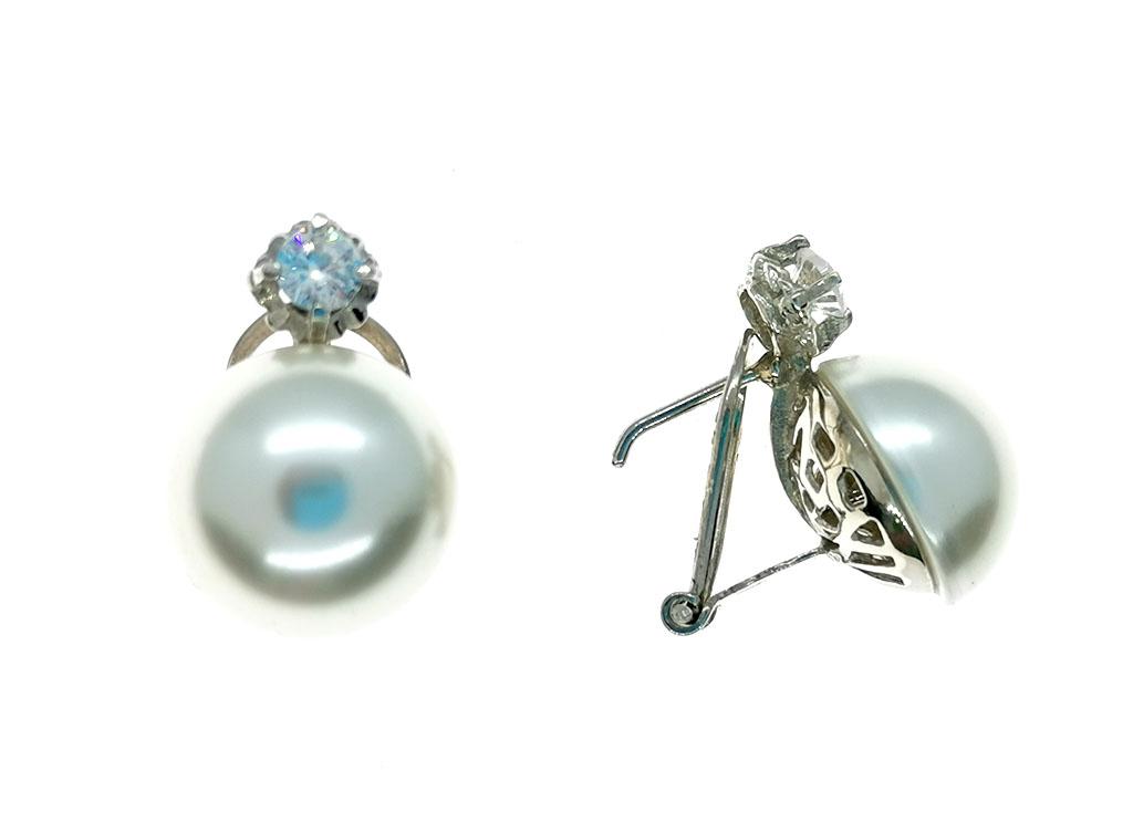 Pendientes de perlas Ilusión