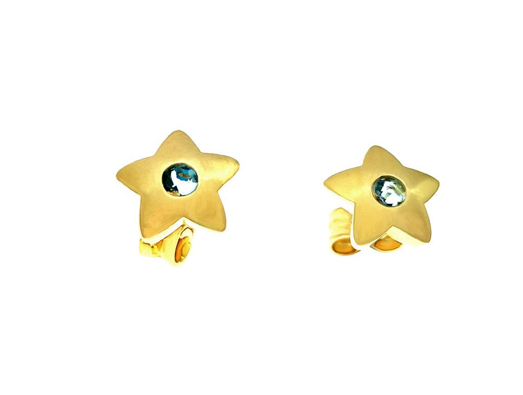 Pendientes estrella Stela